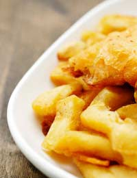 Fish And Chips Healthy Bad Good Chips